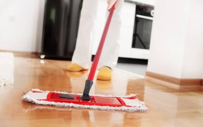 Conheça algumas atitudes simples que ajudam a manter os ambientes limpos por mais tempo
