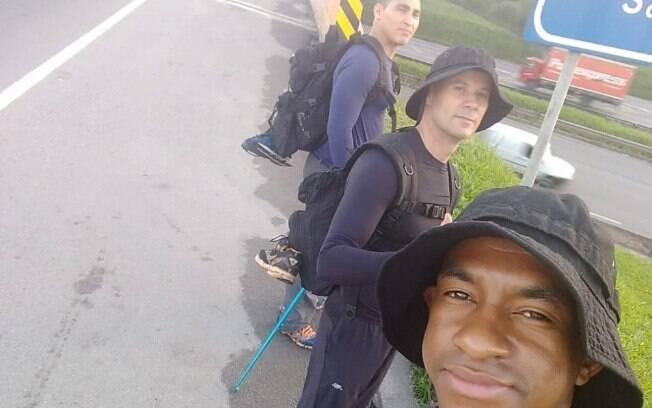 Trio de policiais do GATE estava de folga e fazia romaria para Aparecida do Norte no momento do atropelamento