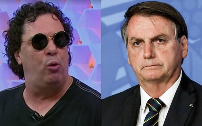 Casagrande apoia atleta que criticou Bolsonaro: 'A única medida cabível à CBV é seu silêncio'