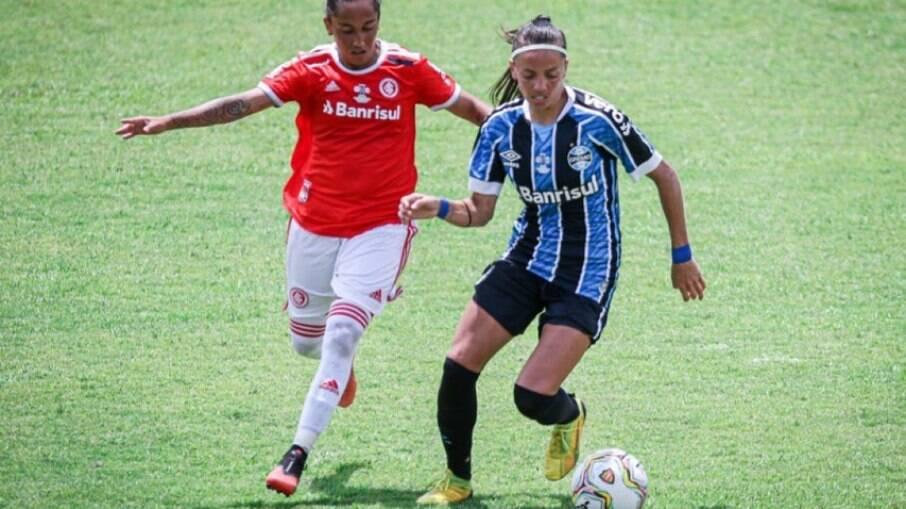 Pri Back atinge marca pelo Grêmio