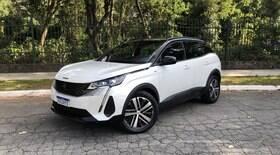 Peugeot lança linha renovada do SUV 3008