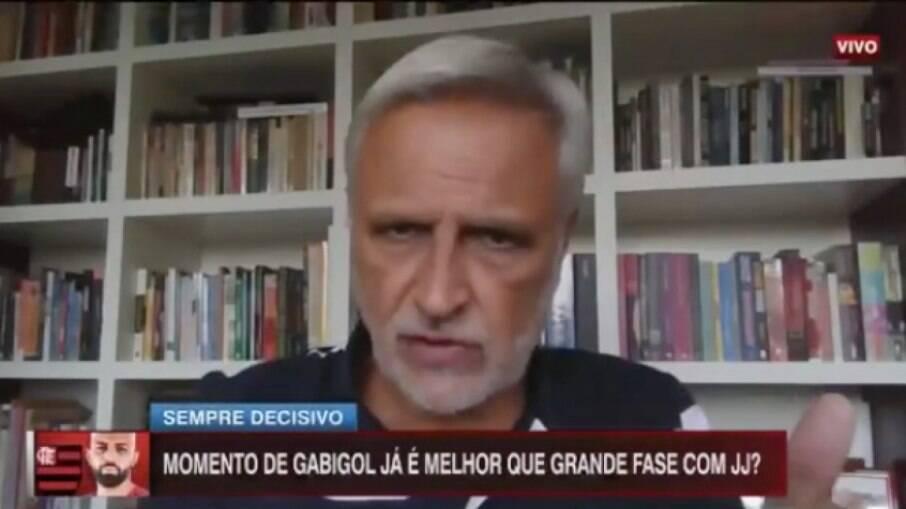 Sormani criticou Flamengo por derrota para o Vasco