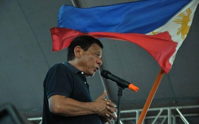 Presidente das Filipinas teria afirmado que sua filha era a