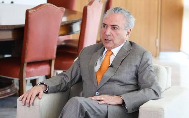 Michel Temer afirma que decisão da China mostra confiança no Brasil
