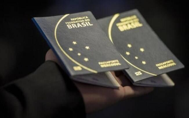 Suspensão da emissão de passaportes se deu por