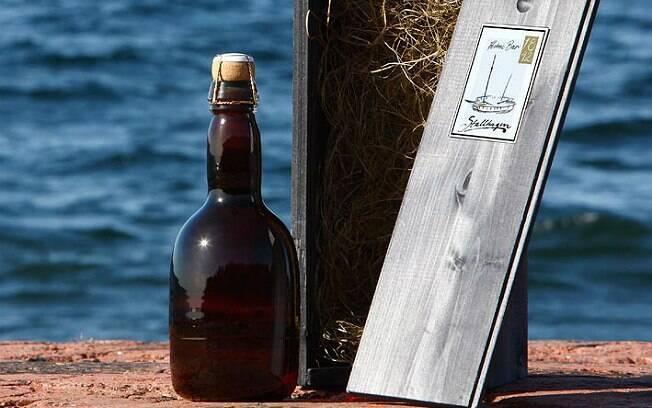 Garrafa da Stallhagen Historic Beer 1842