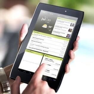 Acer Iconia A100, tablet de 7 polegadas
