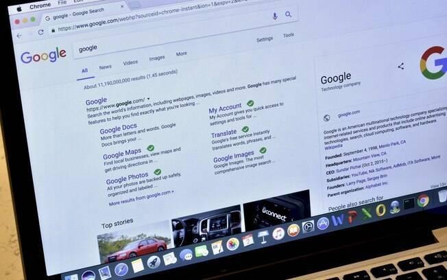 Segundo o portal, a versão censurada do Google já foi demonstrada para o governo chinês