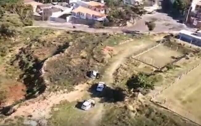 Perseguição a carro roubado termina com homens presos em Campinas