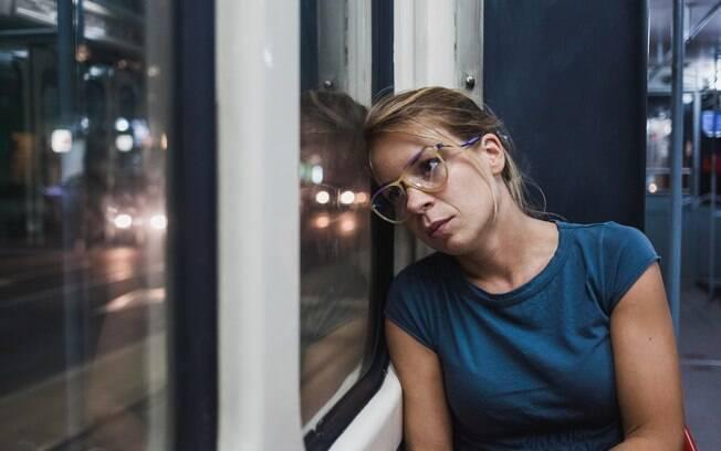 Pesquisa mostra que 38% das mulheres entrevistadas já sofreram assédio no transporte público
