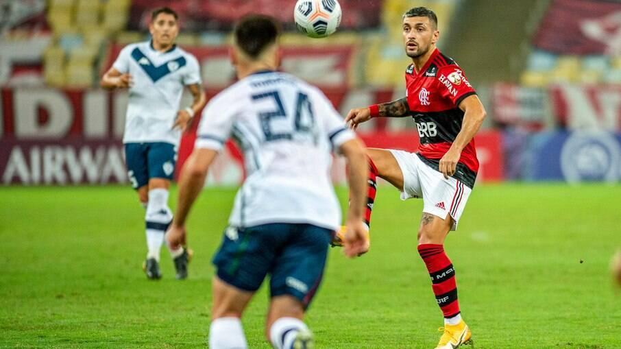 Flamengo x Vélez