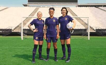 Corinthians feminino estreia novo uniforme do clube hoje