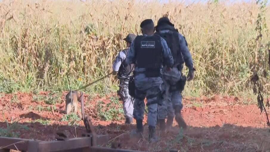 Policias do DF e GO tentam localizar Cleonice e Lázaro