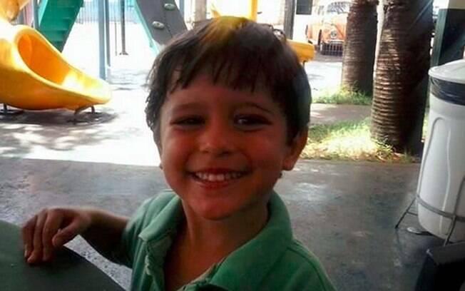 Joaquim Ponte Marques, de 3 anos, ficou desaparecido por cinco dias