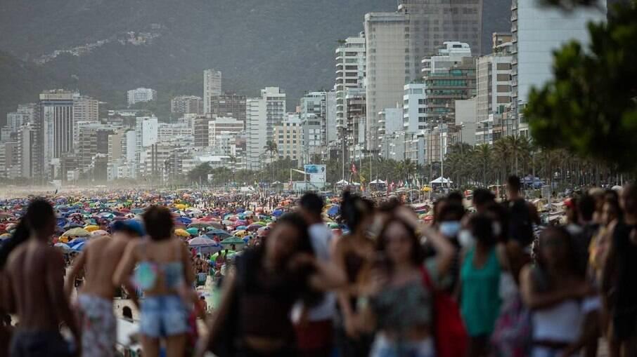 Todas as praias permanecerão com acesso proibido