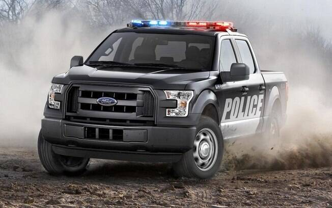 Ford F-150 Policial