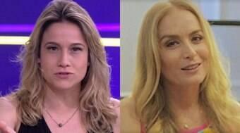 Angélica estaria revoltada com Fernanda Gentil aos domingos