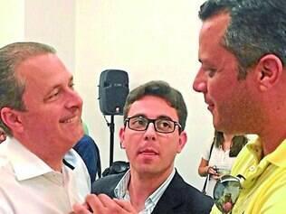PSB.   Eduardo Campos visita Contagem na próxima segunda -feira (5) e empossa Alexis de Freitas como presidente municipal do partido