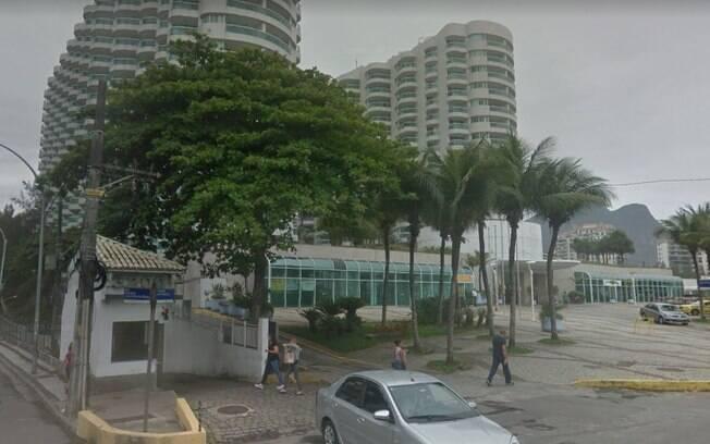 Fachada do condomínio Vivendas da Barra, no Rio de Janeiro
