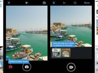 Twitter agora permite que os usuários gravem vídeos com seus dispositivos móveis sem sair do aplicativo e que compartilhem os vídeos na sua linha do tempo