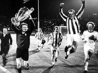 Bayern multicampeão na década de 70