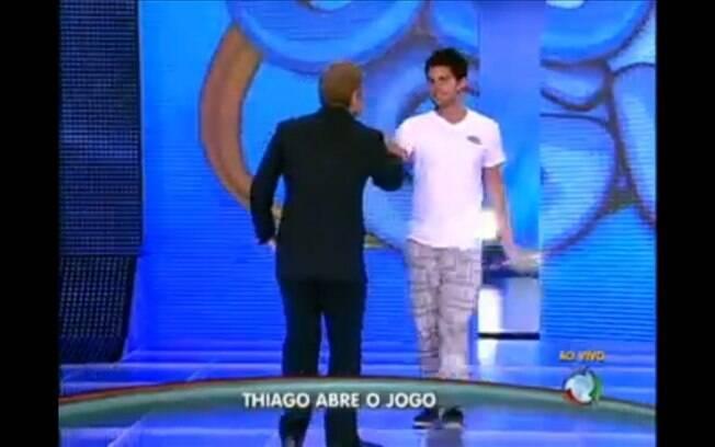 Gugu liberato entrevista Thiago Gagliasso