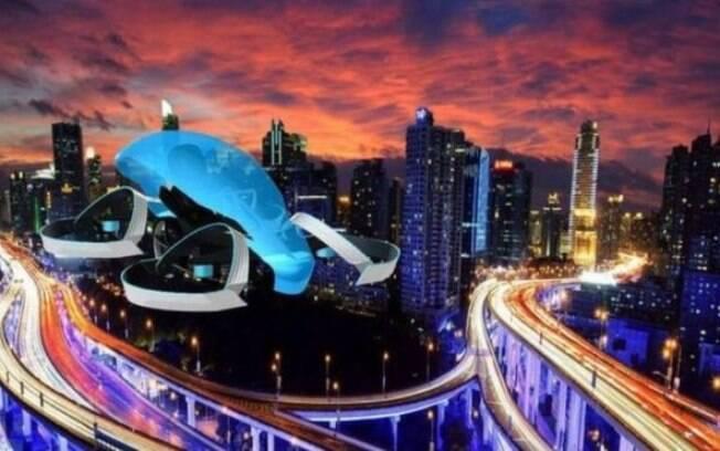 Sky Drive, o carro voador projetado pela Cartivator