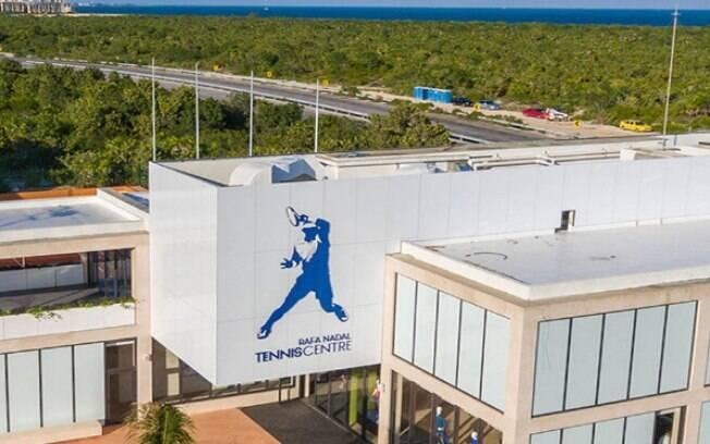 A academia de Rafael Nadal terá oito quadras de saibro, uma de padel e um campo de futebol de sete