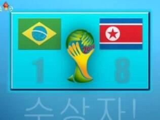 A incrível vitória norte-coreana sobre a seleção brasileira
