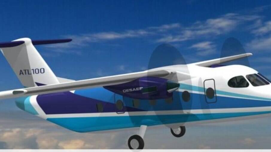 Desaer é a nova fabricante de aviões brasileira