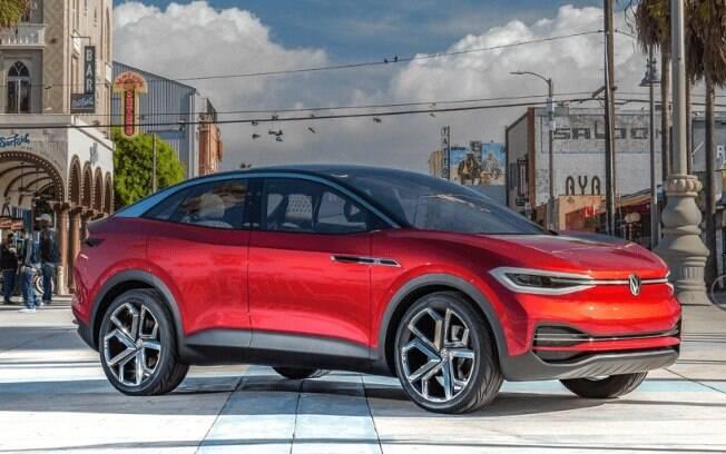 O ID.Cross será um crossover esportivo de alto desempenho da linha de elétricos da Volkswagen
