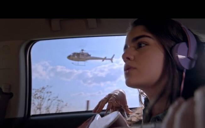 Cena do filme Gaby Estrella