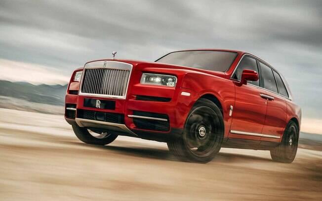 Rolls-Royce Cullinan: Para desespero dos puristas, eis o primeiro SUV da tradicional marca inglesa