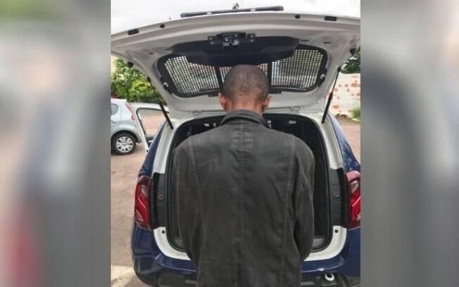 Homem foi detido suspeito de atacar mulheres no Centro de Campinas.