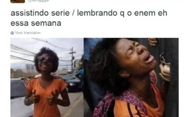 Memes ENEM