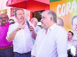 Promessa. Eduardo Campos prometeu, ontem, fazer a reforma tributária sem aumentar impostos