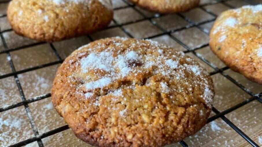 Cookies são perfeitos para a sobremesa