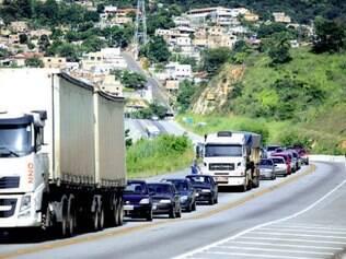Nova licitação vai completar duplicação até Governador Valadares