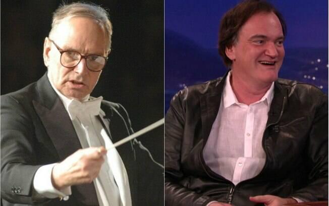 Compositor italiano, Ennio Morricone, volta a criticar o diretor Quentin Tarantino
