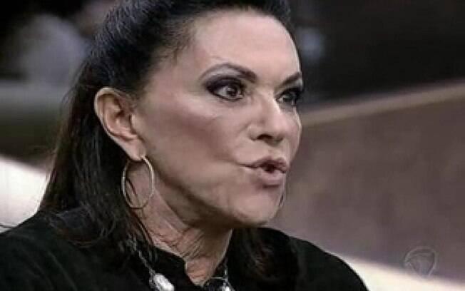 Beth Szafir desabafa em programa