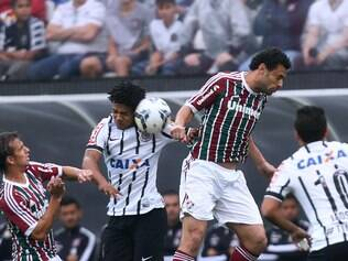 Corinthians empata com Fluminense