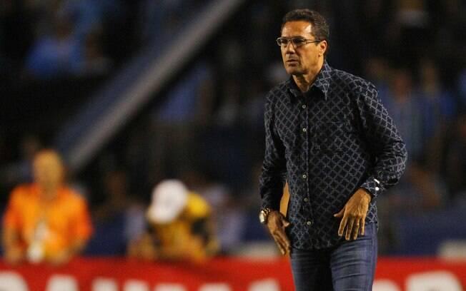 Vanderlei Luxemburgo fez reparos à vitória do  Grêmio sobre Ipatinga