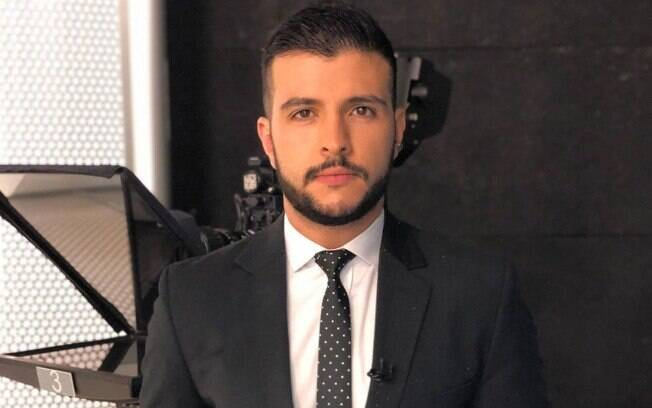 Matheus Ribeiro saiu da Globo e já está em outra emissora