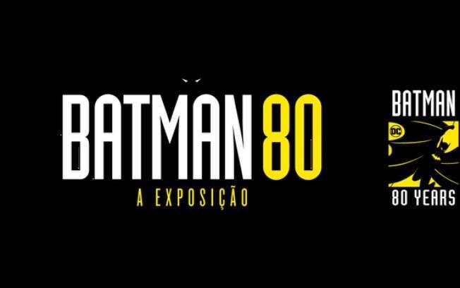 Batman 80 - A exposição chega ao Memorial da América Latina