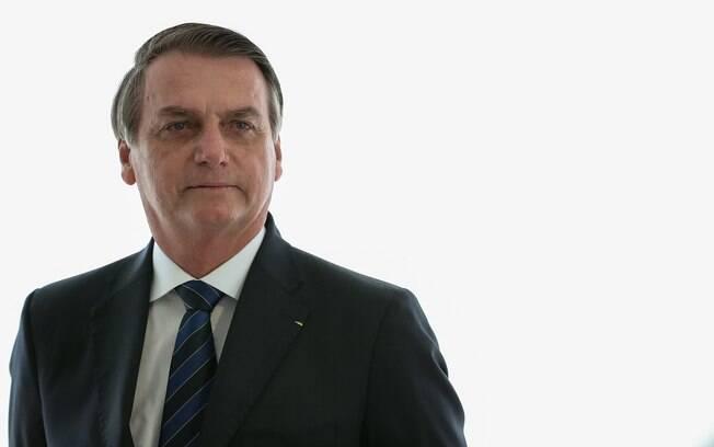Bolsonaro entregou pessoalmente na Câmara projeto com mudanças na CNH