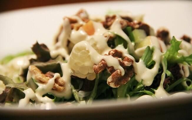 Molhos tornam legumes, folhas e vegetais mais saborosos