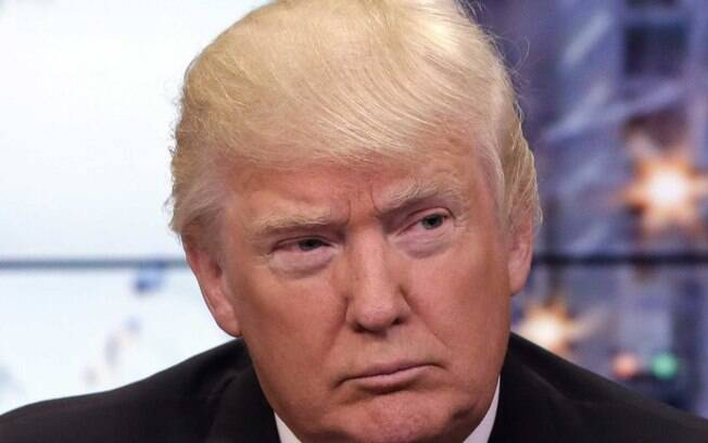 Donald Trump, 67, presidente dos Estados Unidos