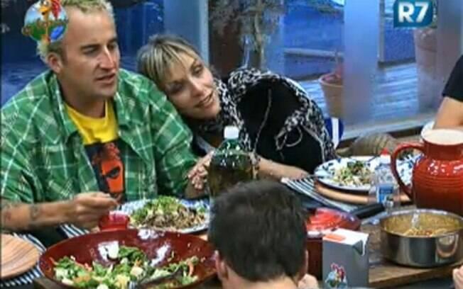 Gui Pádua e Anna Markun mostram como será a edição romântica das cenas dos peões