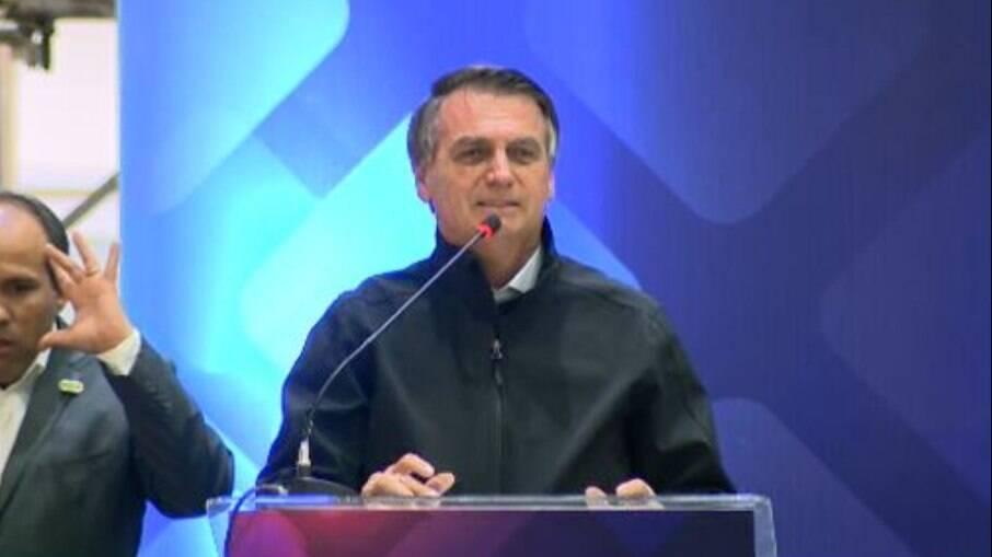 Bolsonaro participa de inaugurações de linhas de luz no Sirius em Campinas