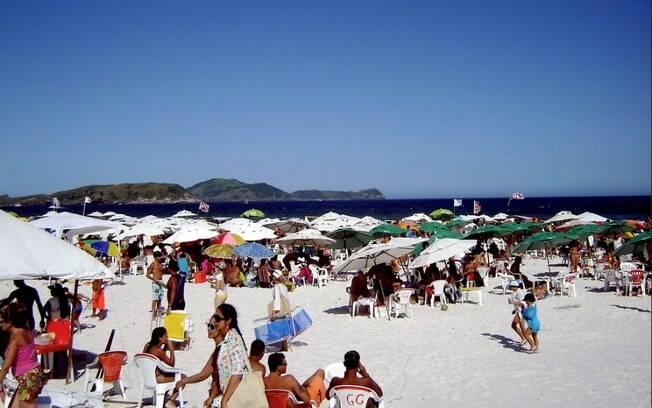 O carnaval na praia em Cabo Frio pode ser o mais caro ou o mais barato da lista - basta escolher o pacote certo